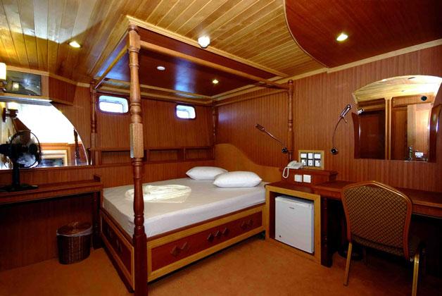 DHONKAMANA - Cabina Matrimoniale