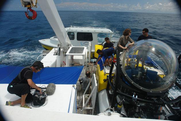 Sea Hunter Sottomarino5