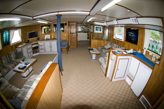 Sea Hunter Salone