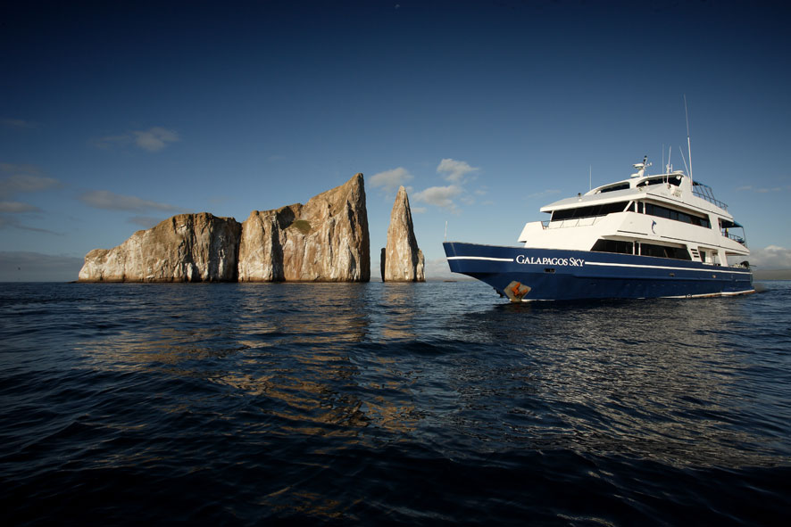 Galapagos sky m v crociere e offerte sub isole galapagos for Cabine del fiume bandera