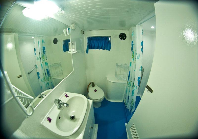 Bagno Master Cabin