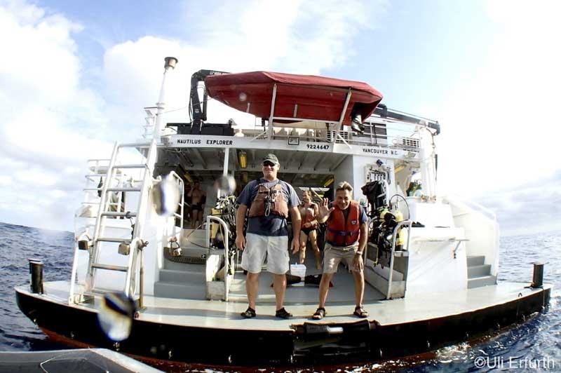 Dive-deck