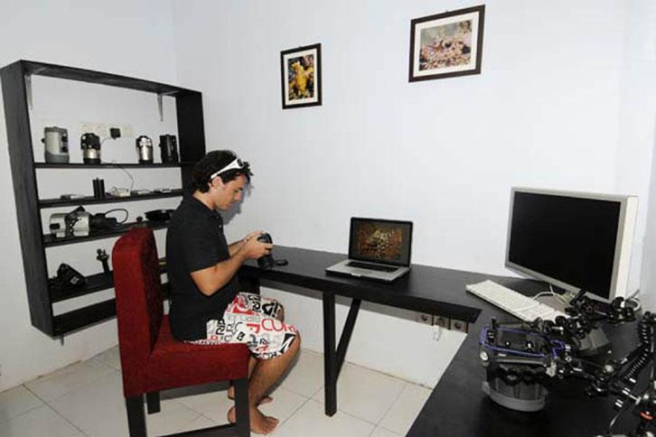 Internet e Camera-room
