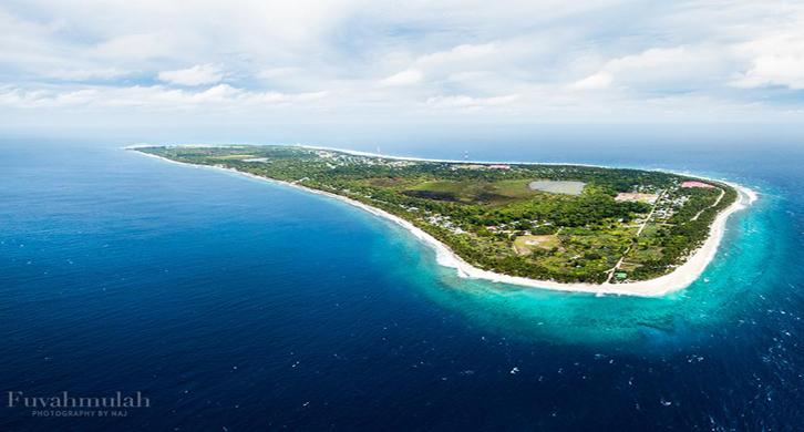 Fuvahmulah Island