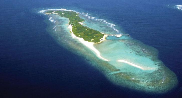 Helengeli Island
