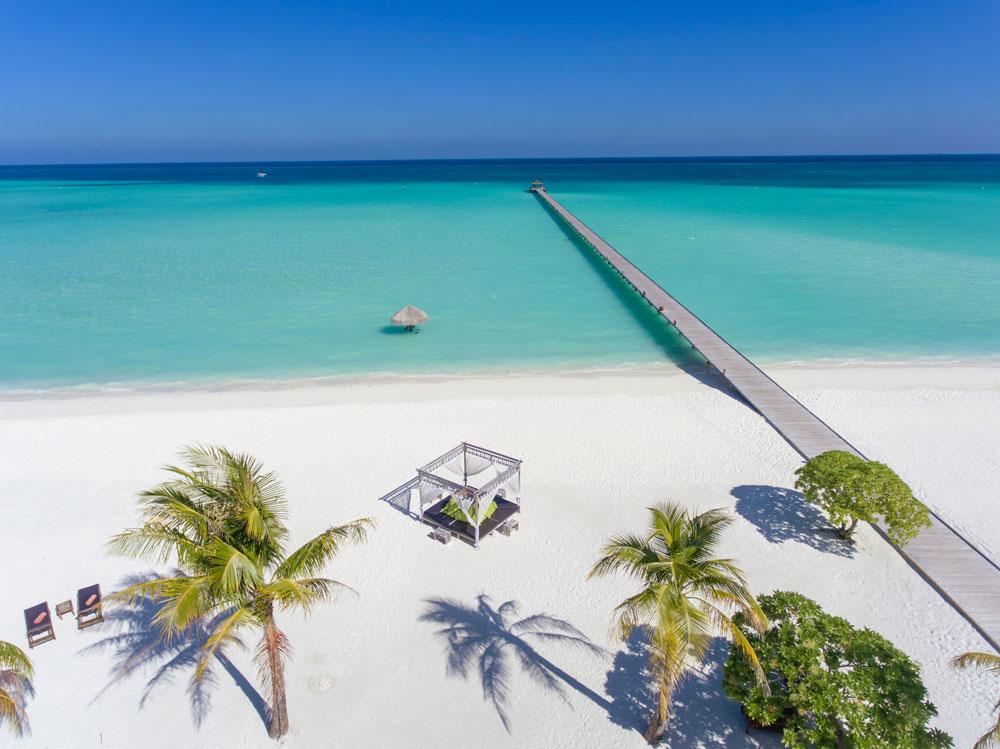 Holiday Island Spiaggia