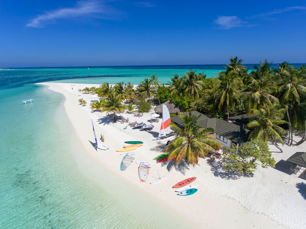 Holiday Island Sport Beach