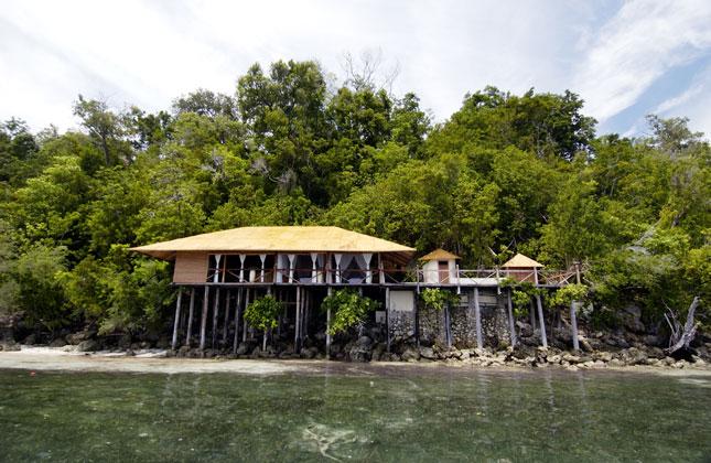 Walea dive resort viaggi e offerte sub walea isole - Walea dive resort ...