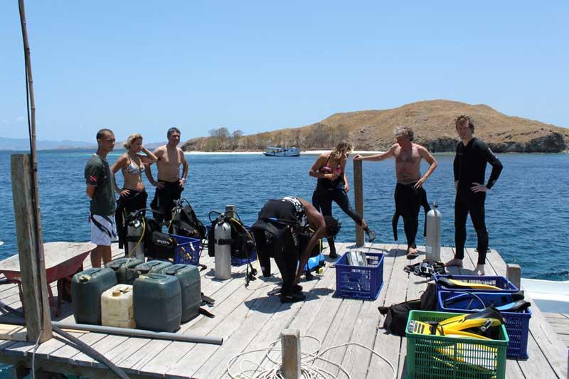 Molo Diving