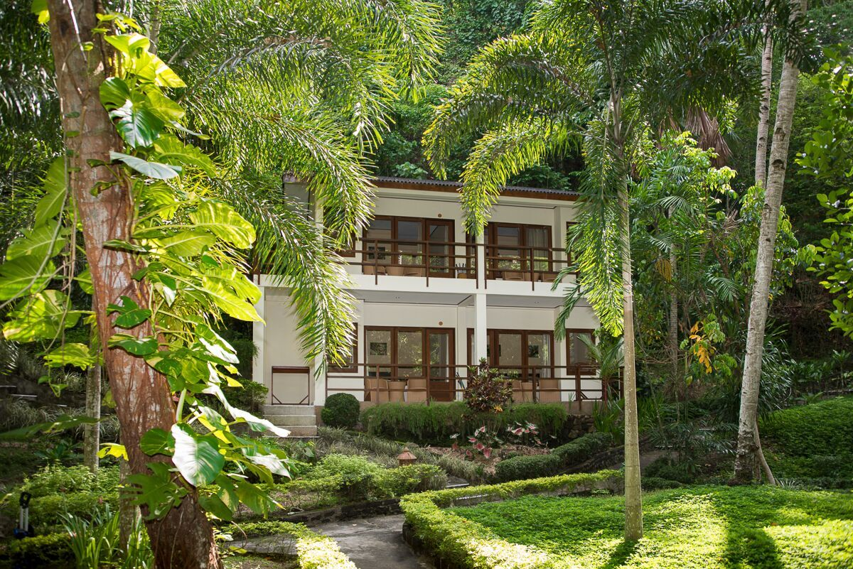 Camere Garden View