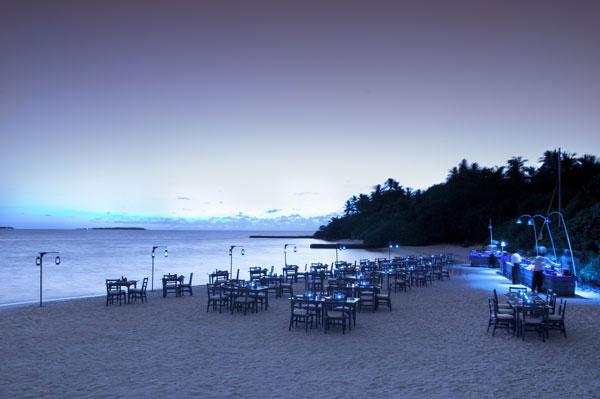 Barbeque Spiaggia