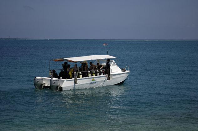 Diving Center  Barca