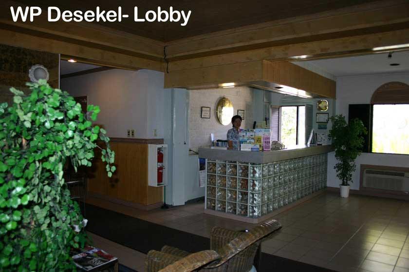 Reception Wp Desekel