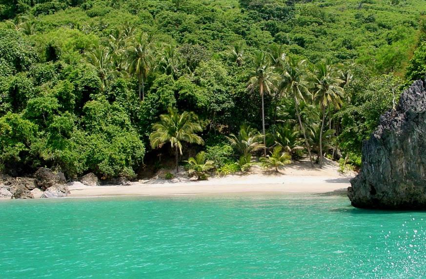Spiaggia vicino al resort