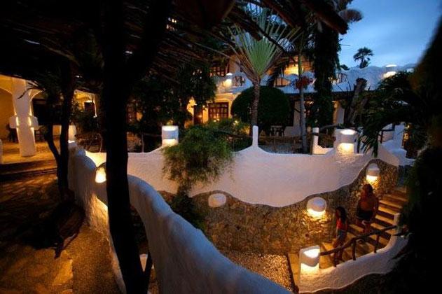 Interno Del Resort