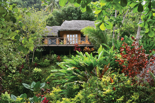 Esterno Treehouse