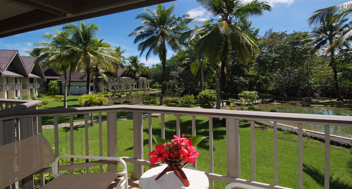 Camera Garden View Terraz