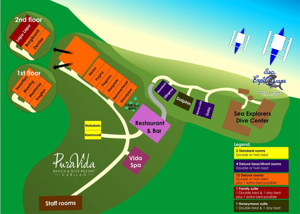 Mappa_Resort