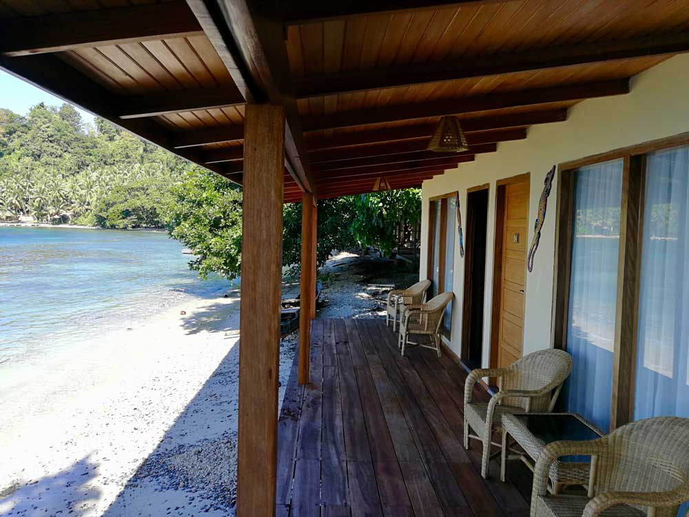 Veranda Divers Lodge