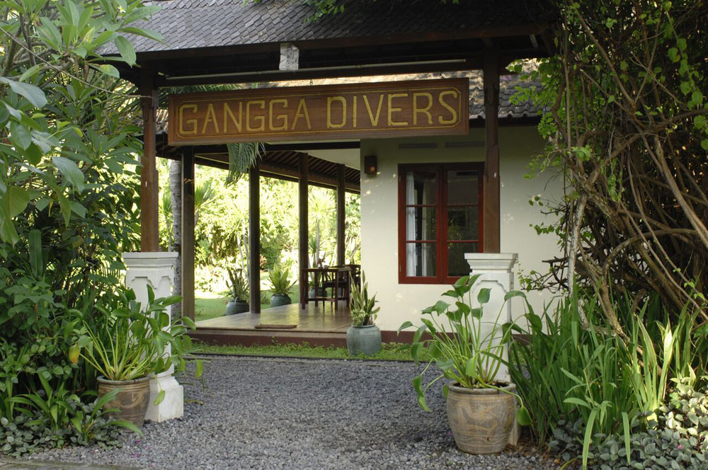 Gangga Divers Bali