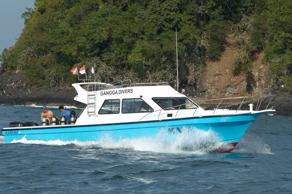 Barca Gangga Divers