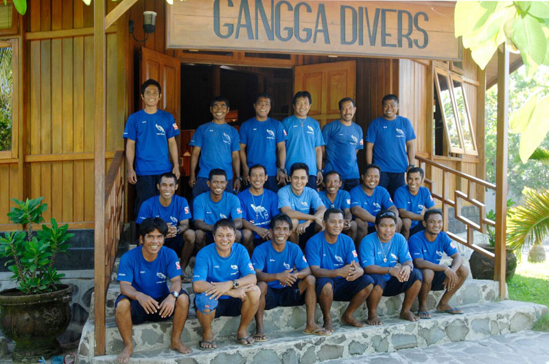 Gangga Divers Team