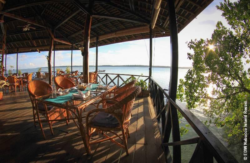 Nabucco Resort Ristorante sul mare