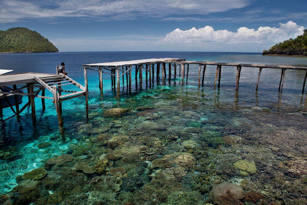 Snorkeling Yenbuba Jetty