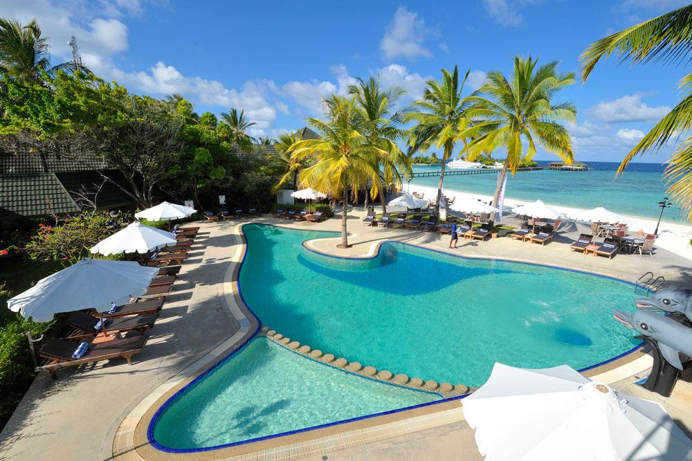 Paradise Island Piscina