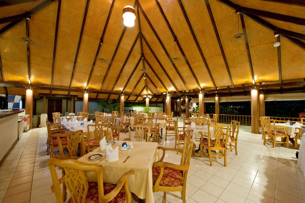 Paradise Island Dhaaveni Restaurant