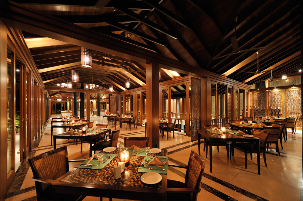 Paradise Island Lagoon Restaurant