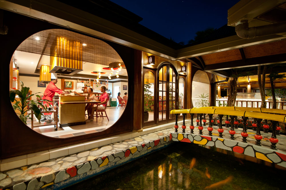 Paradise Island Tepanyaki Restaurant
