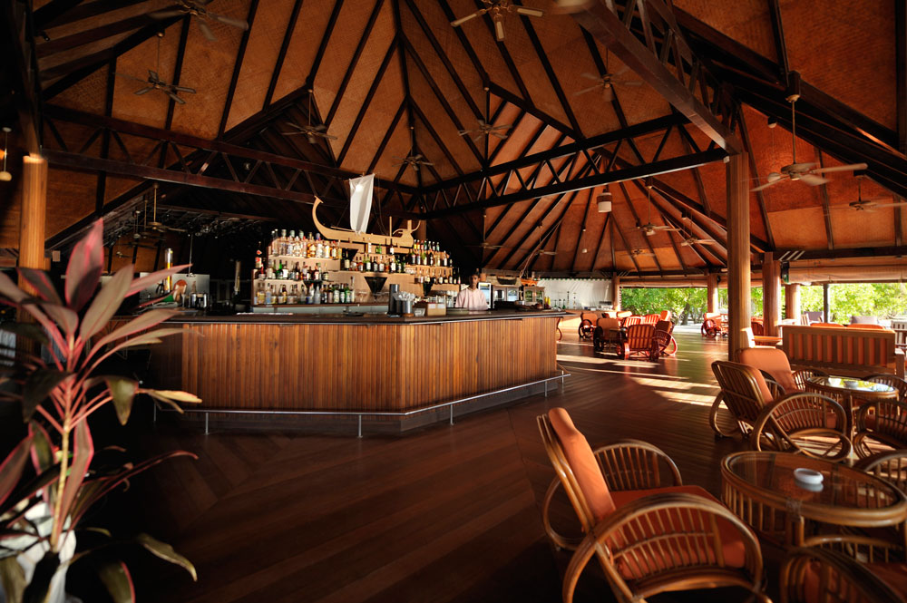 Paradise Island Hulhangu Bar