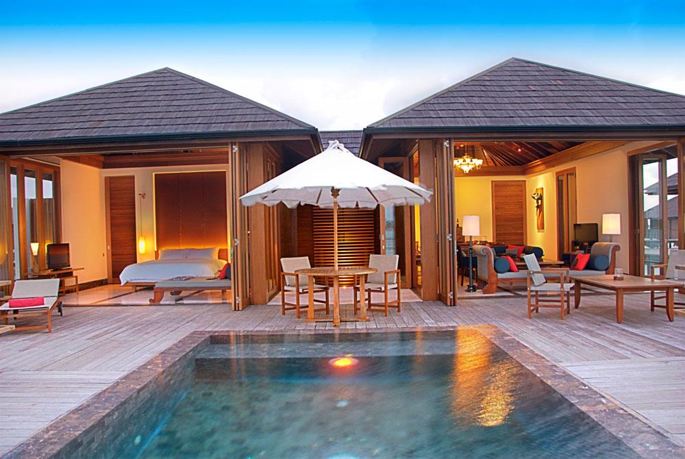 Paradise Island Haven Suite Esterno