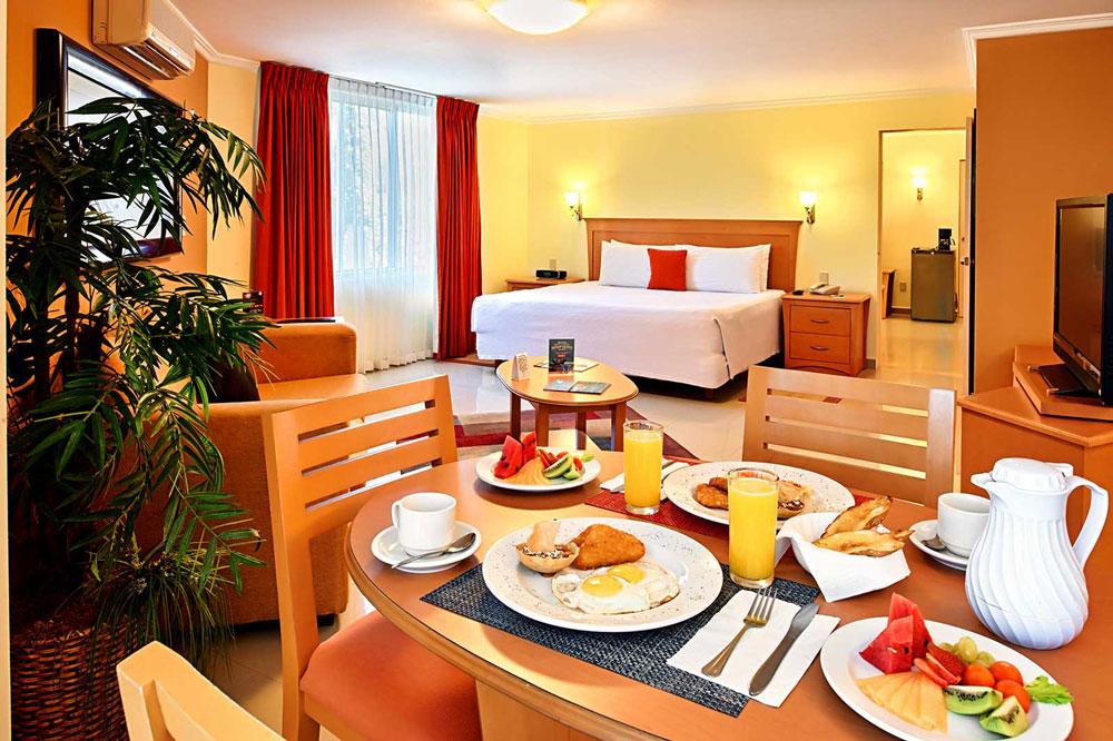 Hotel-Araizia-Palmira Master Suite Camera